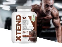 엑스텐드 단백질 보충제