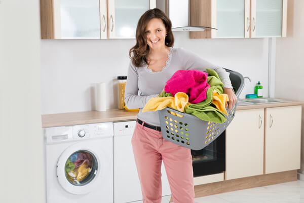 4D 통돌이 세탁기